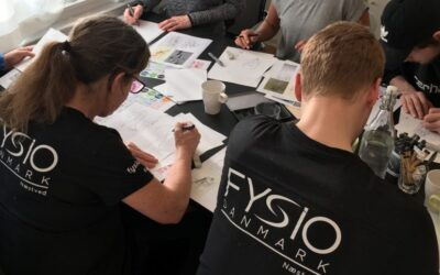 Tegne-workshop for fysioterapeuter