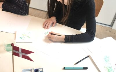 Fødselsdags-tegne-workshop